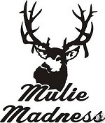 MULIE MADNESS Decal scope bow arrow blind deer hunt
