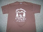 WHOLESALE T Shirts Lot of 24 Hunting Design Your Choice Elk Deer Antelope Fish
